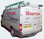Highview Plumbing & Heating Van