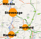 Highview Plumbing & Heating is based in Stevenage